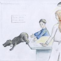 Naseweiss und der Tierarzt